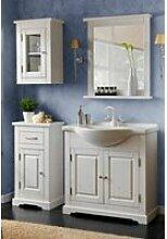 Badezimmer Möbel Set inkl. Waschtisch mit