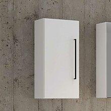 Badezimmer Oberschrank in Weiß 30 cm breit