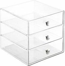 Badezimmer-Organizer InterDesign Farbe: Weiß