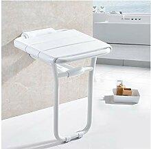 Badezimmer Produkt Klappsitz, Weiße Ältere