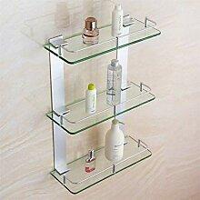 Badezimmer Regal Badezimmer Regale 7mm Glas Regal
