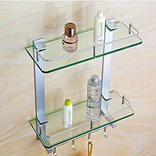 Badezimmer Regal Glas, Badezimmer Regale,