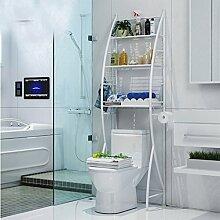 Badezimmer Regal Glas, Badezimmer WC Multi -