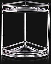 Badezimmer Regal Glas, Doppel - Decked Drei -