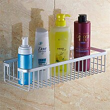 Badezimmer Regal Glas, Raum Aluminium