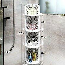 Badezimmer Regal Glas, WC Badezimmer Regale Corner