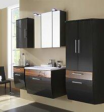 Badezimmer Set 5-tlg »TORONTO« Hochglanz