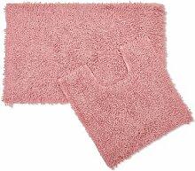 Badezimmer-Set Flanagan Norden Home Farbe: Rosa