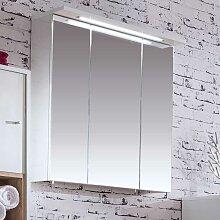 Badezimmer Spiegelschrank in Weiß Made in Germany