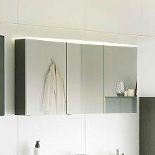 Badezimmer Spiegelschrank mit LED Beleuchtung 120