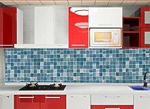 Badezimmer Wandaufkleber Pvc Mosaik Tapete Küche