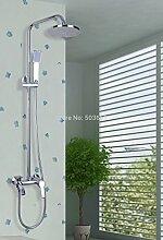 Badezimmer Wandmontage Regen Badewanne Dusche