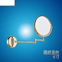 Badezimmer Wandspiegel/Folding Spiegel/Badspiegel Teleskop/Sided Vergrößerungsspiegel-I