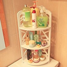 Badezimmer Waschbecken Rack/Lagerregal Eitelkeit/Bad Frisierkommoden/Kosmetik-Regal