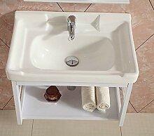 Badezimmer Waschbeckenunterschrank Unterschrank