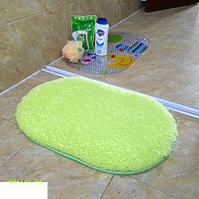 Badezimmer Wasserabsorbierenden Matte,Fußmatte Für Küche,Bad-antirutsch-matten,Badezimmer-matten-F 50x80cm(20x31inch)