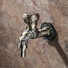 Badezimmer Wasserhahn Messinglegierung Bronze
