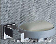 Badezimmer Zubehör feine Seifenschale Seifenschale aus Keramik