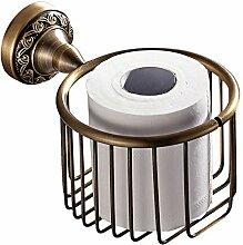 Badezimmer-Zubehör-Set im Vintage-Stil, antikes