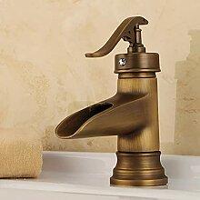 Badezimmerarmaturen Messing Einhand-Steuerhahn