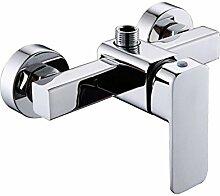 Badezimmerdusche einen einfachen Mischer/Wand-Armatur heiß und kalt/single Griff verborgen-Armatur-A