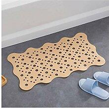 Badezimmermatte,Rutschfester Badvorleger