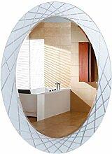 Badezimmerspiegel Oval Wash Spiegel Wand Montiert