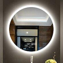 Badezimmerspiegel Runder LED Badezimmerspiegel