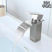 Badezimmerständer Wasserfall Einlochmontage