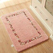 Badezimmerteppich Anti-Rutsch-Mildewproof,