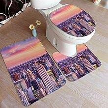 Badezimmerteppich, Badezimmerteppiche, New York