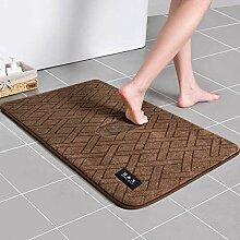 Badezimmerteppichmatte Teppich Rutschfester