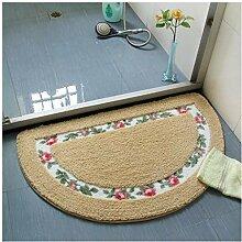Badezimmertürmatten-Teppich, flauschige und super