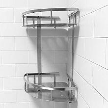 Badezimmerzahnstangen/Toiletten Toiletten Sanitär Stativ in der Ecke/Speicher/Regale/Badezimmerwand-K
