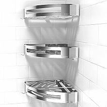 Badezimmerzahnstangen/Toiletten Toiletten Sanitär Stativ in der Ecke/Speicher/Regale/Badezimmerwand-C
