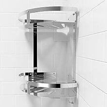 Badezimmerzahnstangen/Toiletten Toiletten Sanitär Stativ in der Ecke/Speicher/Regale/Badezimmerwand-H