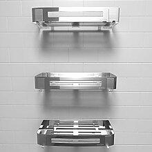 Badezimmerzahnstangen/Toiletten Toiletten Sanitär Stativ in der Ecke/Speicher/Regale/Badezimmerwand-F