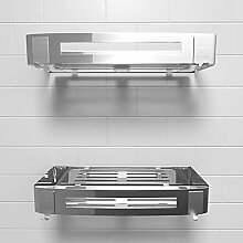 Badezimmerzahnstangen/Toiletten Toiletten Sanitär Stativ in der Ecke/Speicher/Regale/Badezimmerwand-E