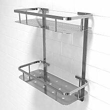 Badezimmerzahnstangen/Toiletten Toiletten Sanitär Stativ in der Ecke/Speicher/Regale/Badezimmerwand-M