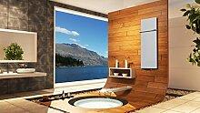 Badheizkörper Design Mirror Steel 2, HxB: 120 x