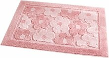 Badmatte Mikrofaser Antirutschmatte Fußmatte