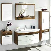 Badmöbel Set mit 100cm Waschtisch RIMAO-100