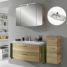 Badmöbel Set mit Waschtisch und