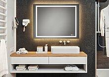 Badspiegel Badezimmer-Spiegel mit LOOX