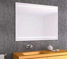 Badspiegel beleuchtet Lenola