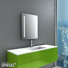 Badspiegel beleuchtet Lokki Wandspiegel mit
