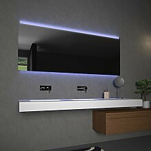 Badspiegel beleuchtet mit LED Puro - B 1000mm x H