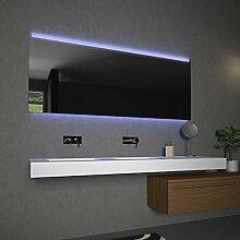 Badspiegel beleuchtet mit LED Puro - B 600mm x H