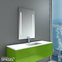 Badspiegel Campo II Wandspiegel mit Beleuchtung 80 x 55 cm