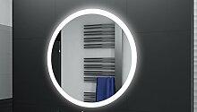 Badspiegel Designo Rund MAR110 mit A++ LED